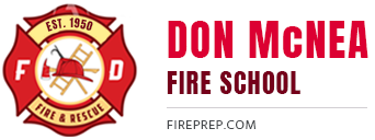 Don McNea Fire School Logo