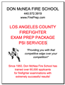 Los Angeles County Exam Prep - Mailed