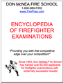 Encyclopedia of Firefighter Examinations - Mailed