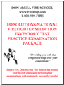 IO Solutions/National Firefighter Selection Inventory (NFSI) - Mailed