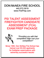 PSI/Fire Candidate Assessment (FCA) - Mailed